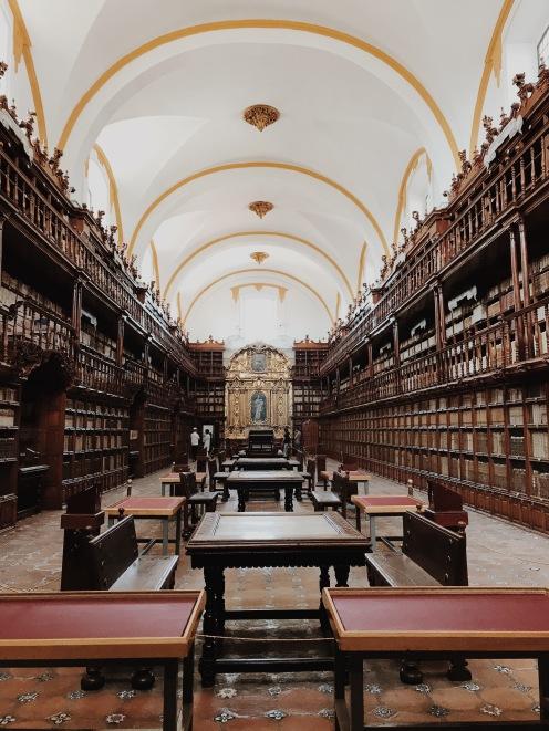 Palafoxiana library