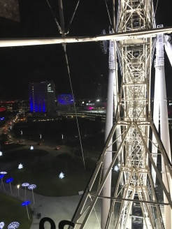 View from the Estrella
