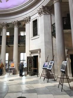 Expo at Federal Hall