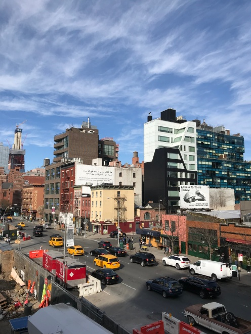 Chelsea Area from the High Line